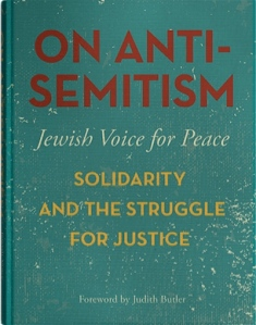 on antisemitism book cover