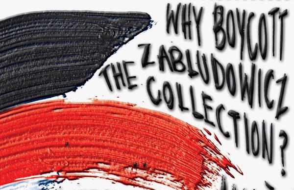 boycott zabludowicz