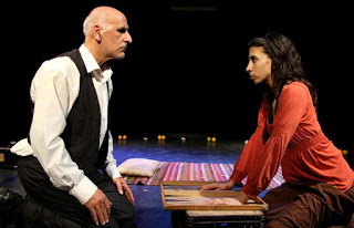 Palestinian theatre company Ashtar is among those asking the Globe not to perform at Cameri's theatre in Tel Aviv