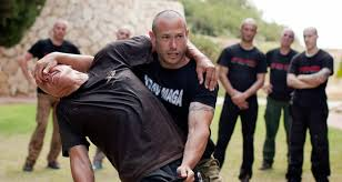 krav maga in action