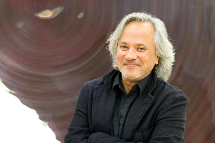 The sculptor, Anish Kapoor accepts prize sponsored by the office of the Israeli prime minister (Credit Image: © Joel Goodman/Lnp/London News Pictures/ZUMAPRESS.com)